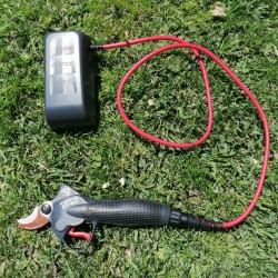 Tesoura de Poda Zanon ZT40 com bateria drive 300S
